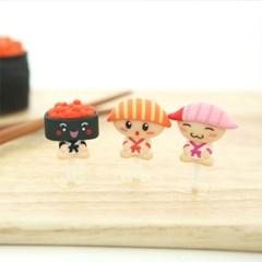 맛난 초밥 이어캡 4총사