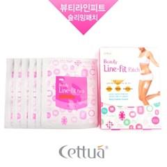 세뚜아 뷰티 라인 피트 패치 6매 (슬리밍패치)
