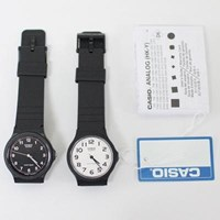 simple casio watch
