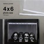 메모리 포켓 - 사진(4 x 6) 100장