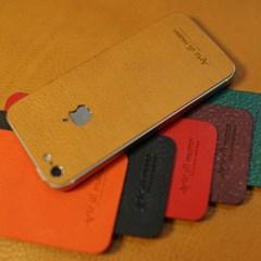 아이폰5(iPhone5) 가죽 스킨 / 필름