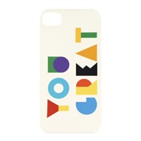 YOU GREAT. PHONE CASE VER 1-08-4 (IPHONE 4, 4S)