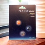 PLANET sticker for iPhone 5