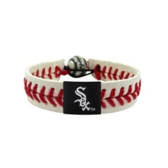 Chicago White Sox Classic Baseball Bracelet
