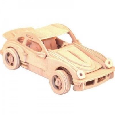 자동차 우드크레프트(포르쉐P-911)