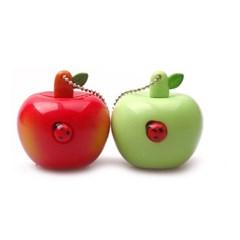 무당벌레가 먹은 사과 원터치 줄자