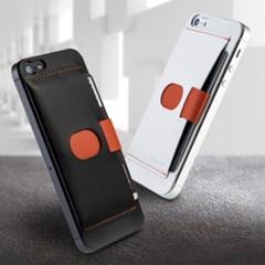 신지파우치5 아이폰5 가죽파우치 카드3장용