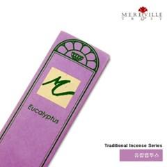 [메르빌] 아로마 인센스스틱 유칼립투스(Eucalyptus)향