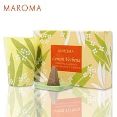 [마로마] 캔들&인센스 선물세트 - 레몬 버베나