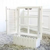 뉴질랜드소나무 루바윈도우(white) window 39-W