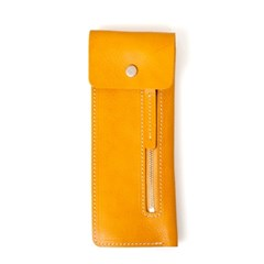 Zipflap Pencil Case - ylw