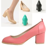 Spring Color Round Heel [KEP7S01]