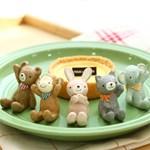 G_mascot 앉아있는 Baby 동물 친구들 시리즈