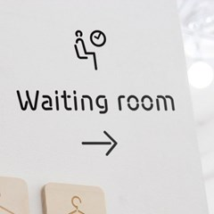 Pictogram Signage: Waitingroom Pack