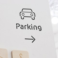 Pictogram Signage: Parking Pack