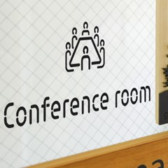 Pictogram Signage: Conferenceroom Pack