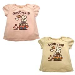 행복한 여행 티셔츠 2종 (6개월-4세) 201185_(900805574)