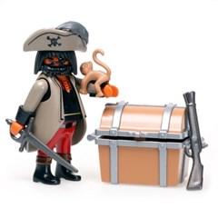 플레이모빌 해적과 보물상자(4767)