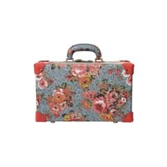 앤플린 5구용 오카리나가방, 오카리나케이스 플라워 핑크라인