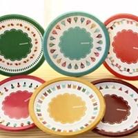 Paper Plate - Sixième 6탄 Special party_6종1세트