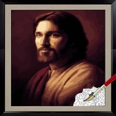 (내가그리는명화)J02-예수 그리스도