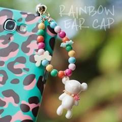Rainbow_Earcap 레인보우 이어캡 (2color)