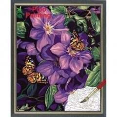(내가그리는명화)B63-꽃과나비