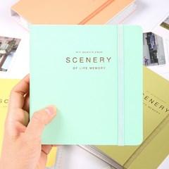 SCENERY OF LIFE MEMORY mini polaroid album ver.02