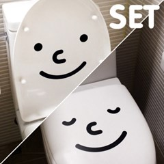 Mr.Stika Smile Set01