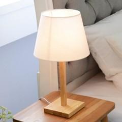 화이트 마르니 스탠드[원형/사각]-기본 램프 포함