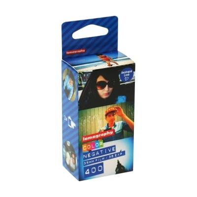 35mm 컬러네거티브 / ISO 400 - 3롤 1팩