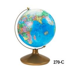 세계로/일반행정지구본 270-C(지름:27cm/행정도/블루)크리스마스선물