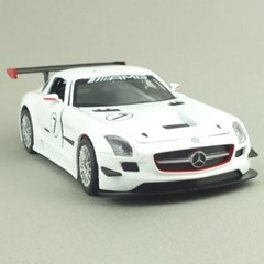 1/24 MERCEDES-BENZ SLS GT3 No.7 (MD511532WH) 벤츠 스포츠카