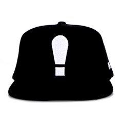 EXCLAMATION MARK SNAPBACK