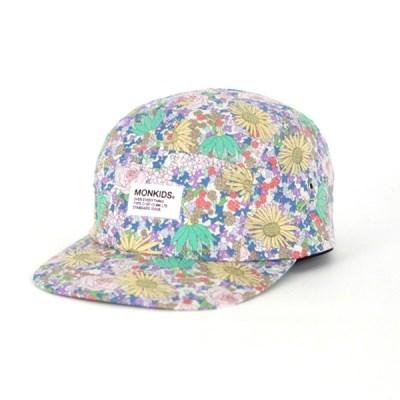 5 PANEL CAP - Royal Garden