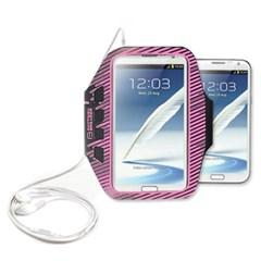 PB정품 갤럭시노트2 5인치 이상 스마트폰 전용 스포츠 스마트 암밴드