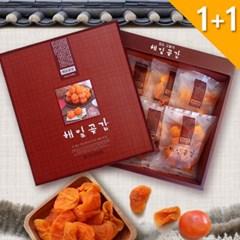 [2박스]해일곶감 청도감말랭이 선물세트-지함1호(100gx6봉)