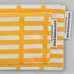 scansen yellow pouch