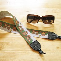 Double-sided eyeglass strap -ver.5