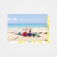 사랑해 하와이 엽서세트