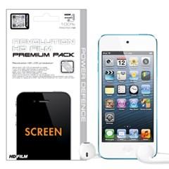 아이팟 터치5세대 레볼루션필름HD 최고급 지문방지 액정보호필름
