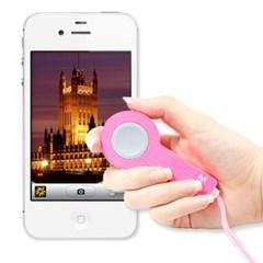 아이폰/아이패드셀프카메라 촬영 리모콘 버튼 셀카도우미 M-Shoot
