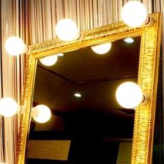 네로골드조명거울