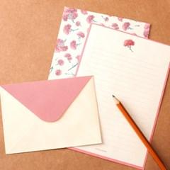 Floral Letter Set_ 카네이션
