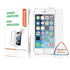 애플 아이폰5S/5C/5 지문방지 항균 액정보호필름 with 어플리케이터