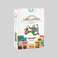 Label Sticker Pack-Vintage