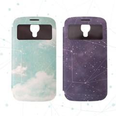 뷰커버케이스_Galaxy 갤럭시 (Galaxy S4 전용)