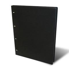 포트폴리오PET웨이브 블랙-A4(매수선택가능)