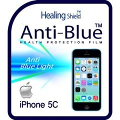 아이폰5C 블루라이트차단 시력(건강)보호필름 2매+후면보호필름 1매