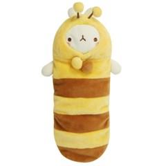 [몰랑] 몰랑이필통 (꿀벌)